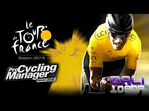 Pro Cycling Manager 2015 / Tour de France 2015 PC Gameplay 60 fps 1080p