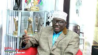 InterFace Gambia TV on  Wed 15th May 2019 with The Jollof Show akk Imam Sarr 2019 Ramadan
