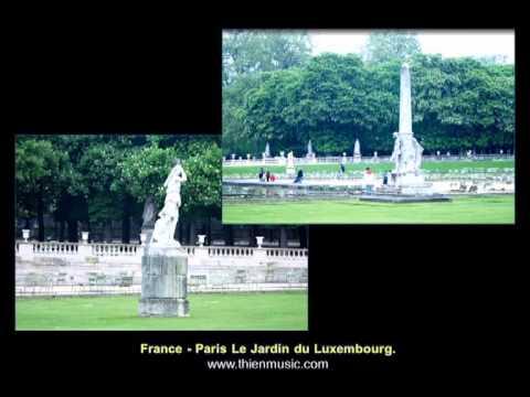 France - Paris - Le Jardin du Luxembourg