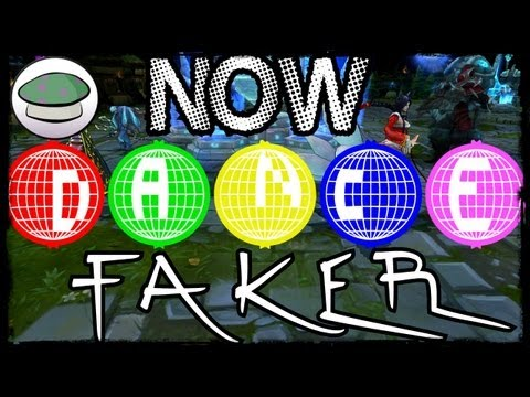 Dance, Faker, Dance (You're Gonna Go Far, Kid Parody)