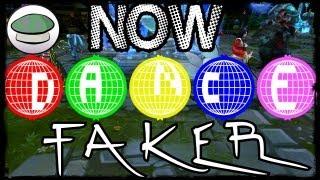 Repeat youtube video Dance, Faker, Dance (You're Gonna Go Far, Kid Parody)