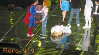 120203 Super Junior Band