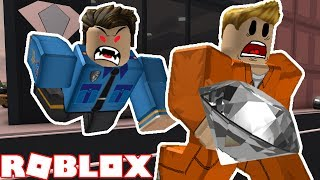 STOPPING A JEWLERY HEIST IN JAILBREAK! // Roblox Nub the Bounty Hunter #5