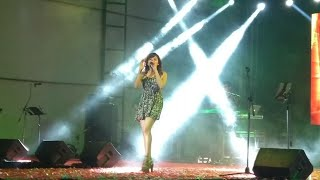 Shirley Setia in Pune | Live Performance at Seasons Mall on 28th Oct  2017 | Shirley Setia Mashup