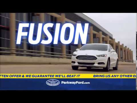 Parkway Ford American Pride Fusion Focus September