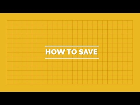 2 Minutes to Transform: Why Saving Is The Key To Your Freedom
