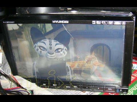 HYUNDAI H-CMD2007 Ремонт автомагнитол HYUNDAI