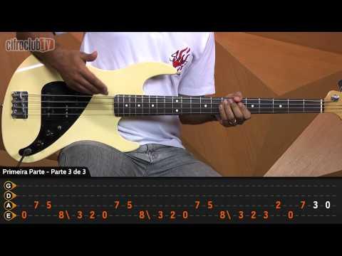 Nothing Else Matters - Metallica (aula de contrabaixo)