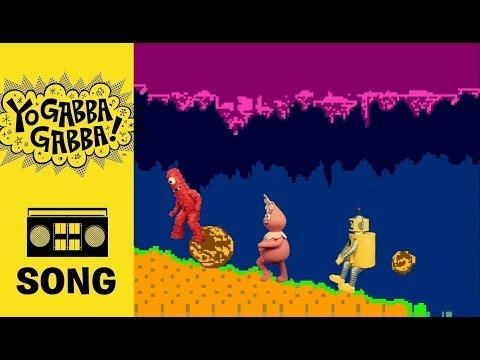 Adventure Song - Yo Gabba Gabba!