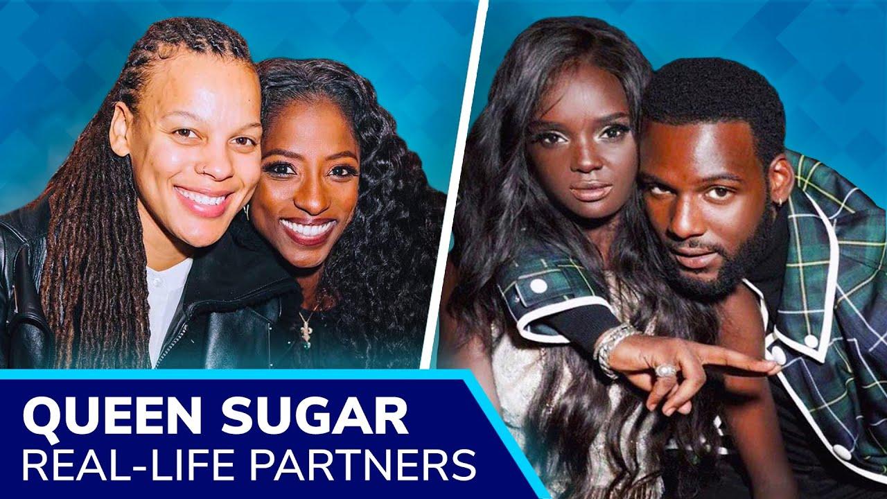Download QUEEN SUGAR Cast Real-Life Partners ❤️ Rutina Wesley's girlfriend, Kofi Siriboe's recent break-up