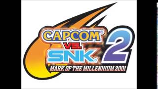 Capcom VS SNK 2 music - Groove Select & Character Select combined