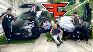 THE FAZE HOUSE IS OFFICIALLY BACK!!
