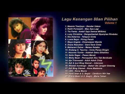 Lagu Kenangan Nostalgia 80an Volume 1