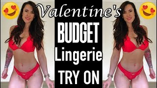 3377c19f4ff VALENTINE S DAY SEXY LINGERIE TRY-ON HAUL (18+ ONLY) - Смотреть ...