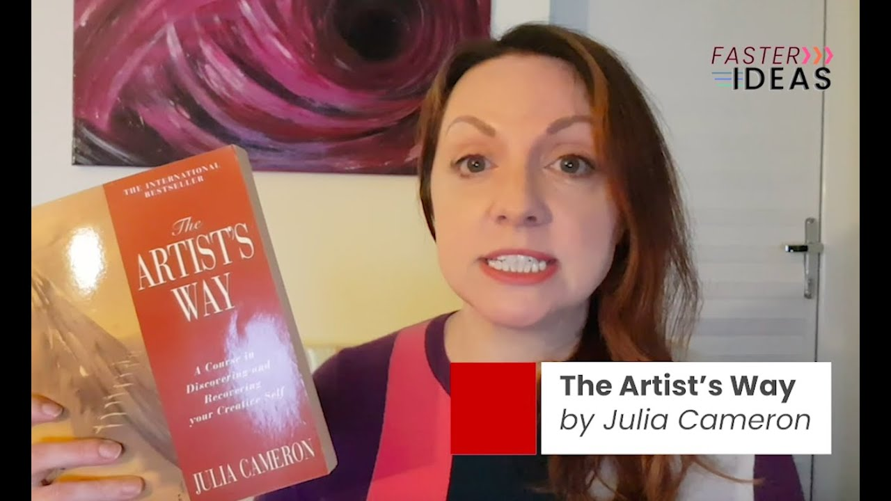 Day 7: The Artist's Way by Julia Cameron