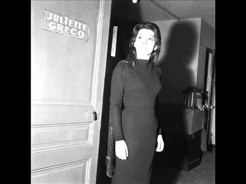 Les Chansons de Juliette Greco: Sous le ciel de Paris