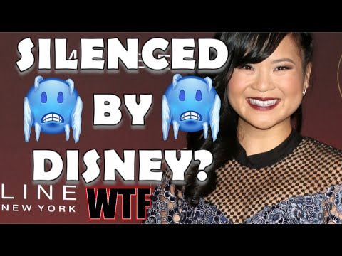 """BOMBSHELL: Did Disney Lucasfilm SILENCE Kelly Marie """"Rose Tico"""" Tran?  PROBABLY, YES!!"""