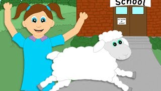 Mary had a Little Lamb – NURSERY RHYME for Kids - Children Songs by 123ABCtv