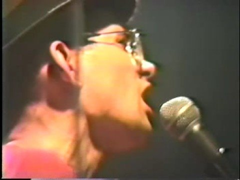 Big Black--Kerosene, CBGBs 1986