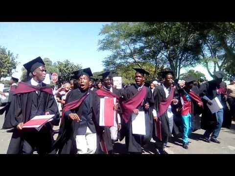 sthembiso ka Shandu and TUT Soshanguve activist  activist graduating