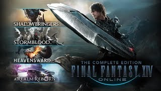 Final Fantasy XIV Complete Edition - New Streaming game for HollywoodShono?