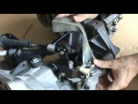 VW Group Shifter Adjustment