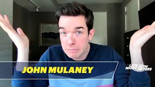 John Mulaney Tries to Explain What a VSCO Girl Is to Seth