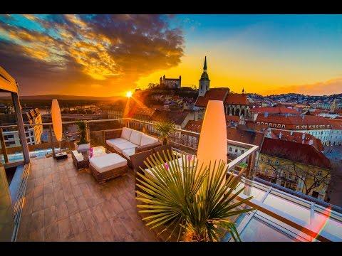 Top restaurant & bar in Bratislava