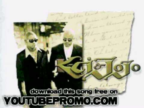 k-ci & jojo - Last Night's Letter - Love Always