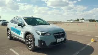 Большой тест-драйв абсолютно нового Subaru XV