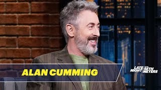 Alan Cumming Is Completely Naked in His Broadway Play Daddy