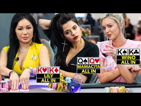 Mamacita CRUSHES The Table ♠ Live At The Bike!