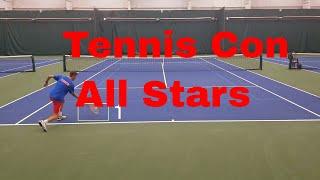 Tennis Con Sneak Peak: Paul Annacone, Nick Bollettieri, Clay Ballard, Jorge Capestany, Yann Auzoux