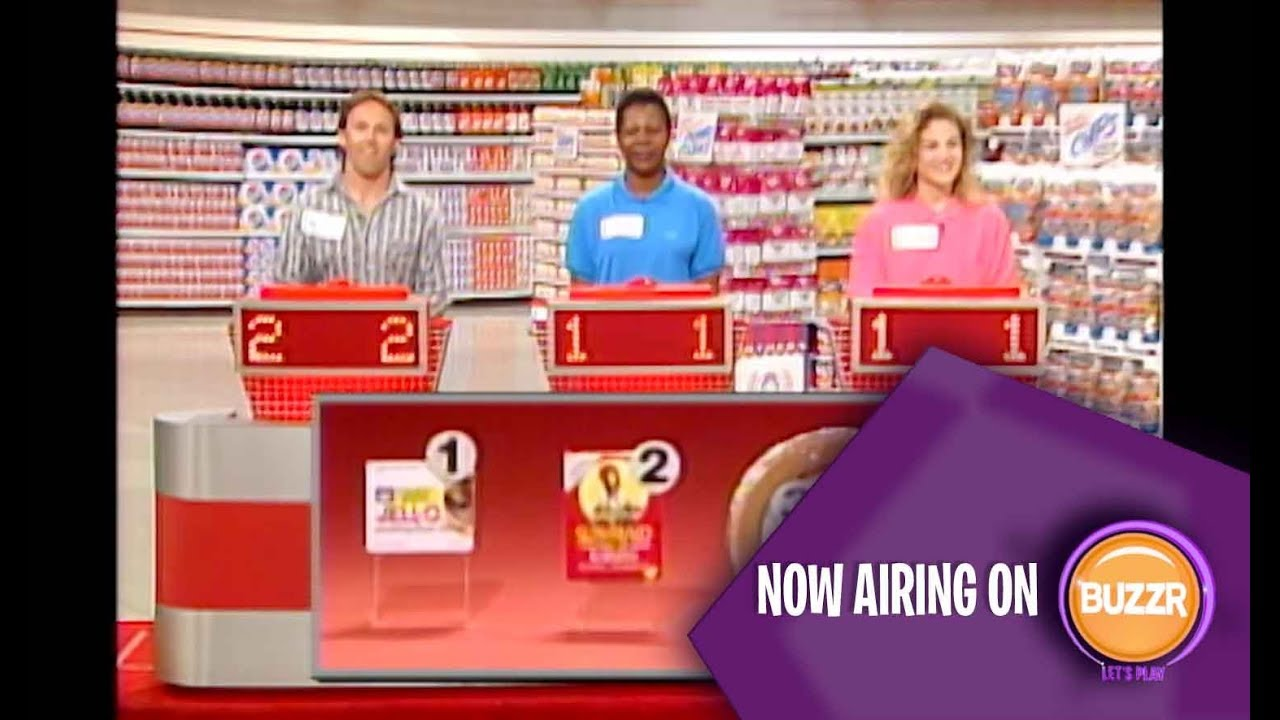 Download Supermarket Sweep - Can the Contestants guess the price of JELL-O (ep 1131 pt 2) | Buzzr