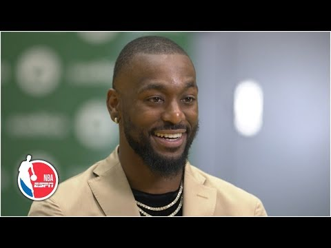 Kemba Walker on the players who influenced him to join the Celtics, replacing Kyrie  NBA on ESPN