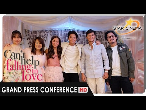 [FULL] 'Can't Help Falling in Love' Grand Media Launch