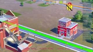 SimCity V Glass Box demo: Part 1