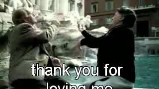 Bon Jovi - Thank you for loving me Music video w/ lyrics