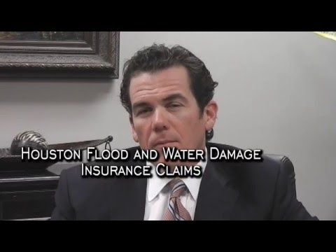 Houston Flood Insurance Claims Lawyer