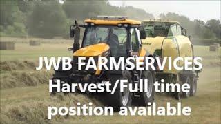 JWB Farm Services Job available
