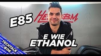 E wie Ethanol (E85) | 100 Sekunden Technik by BBM Motorsport