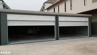 Секционные гаражные ворота в Бресте и пригороде