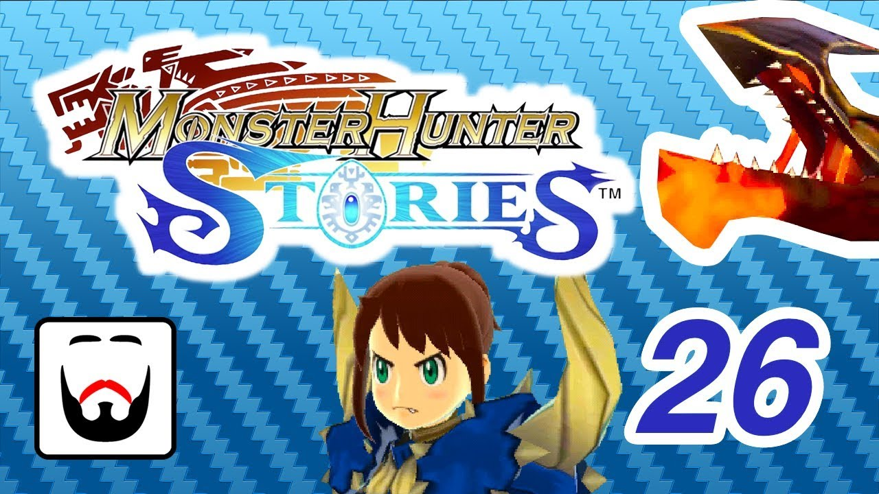 Lets Play MH Stories