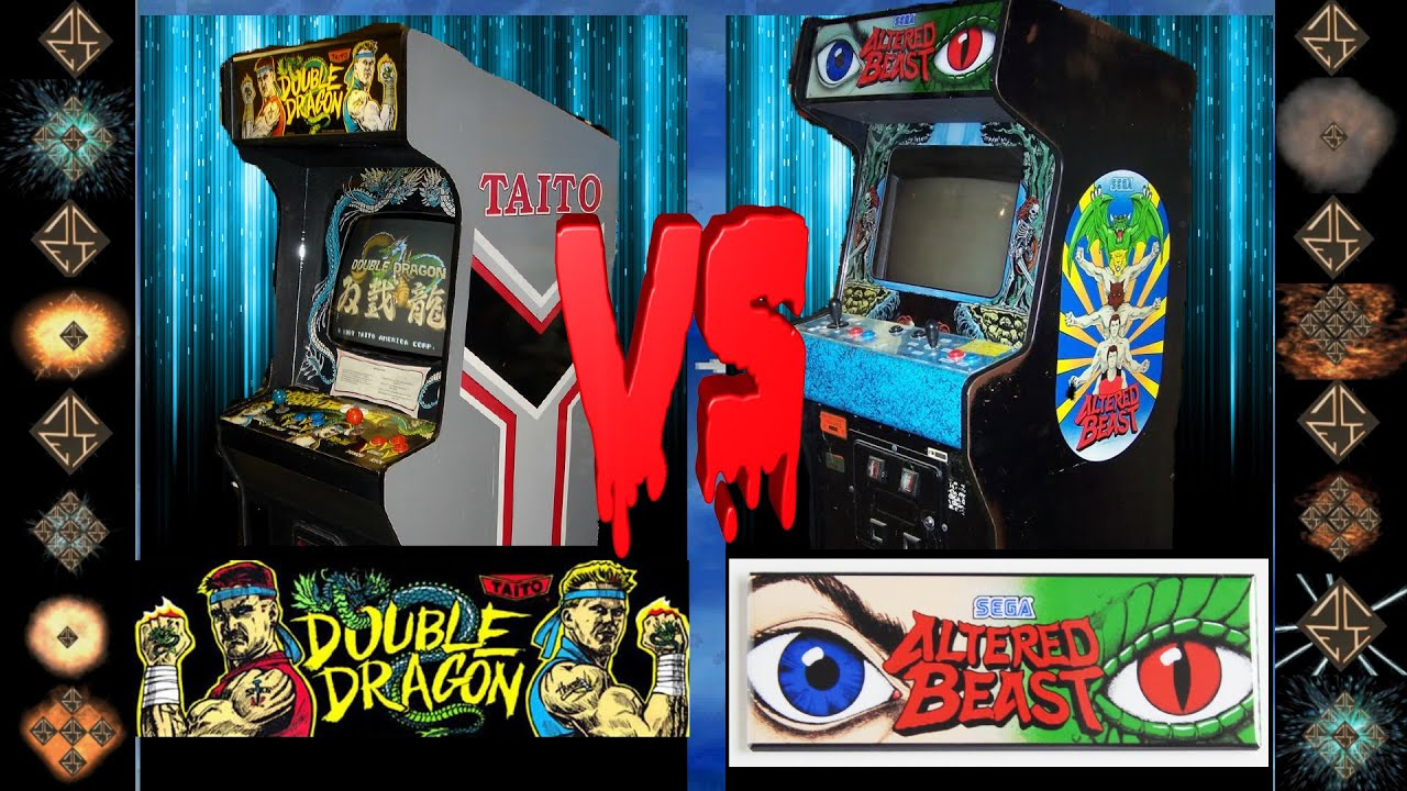 Double Dragon (Arcade) vs Altered Beast (Arcade) - Ultimate Mugen ...