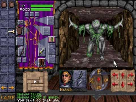 Dungeon Hack (07) Матвик