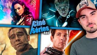 Nouvelles infos sur The Boys s2 ! Série animée Wonder Woman ? Tron 3 confirmé et Comic Con @ Home