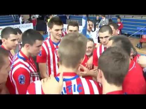 23.04 WSLM Partizan-CZvezda