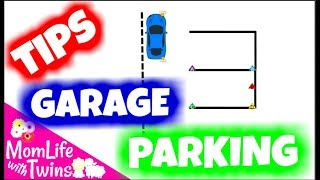 HOW TO PARK 90 DEGREES- REVERSE PARKING | REUPLOAD