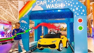 car wash game