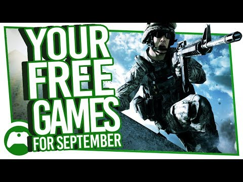 Free Xbox Games Every Gold Subscriber Should Play This September